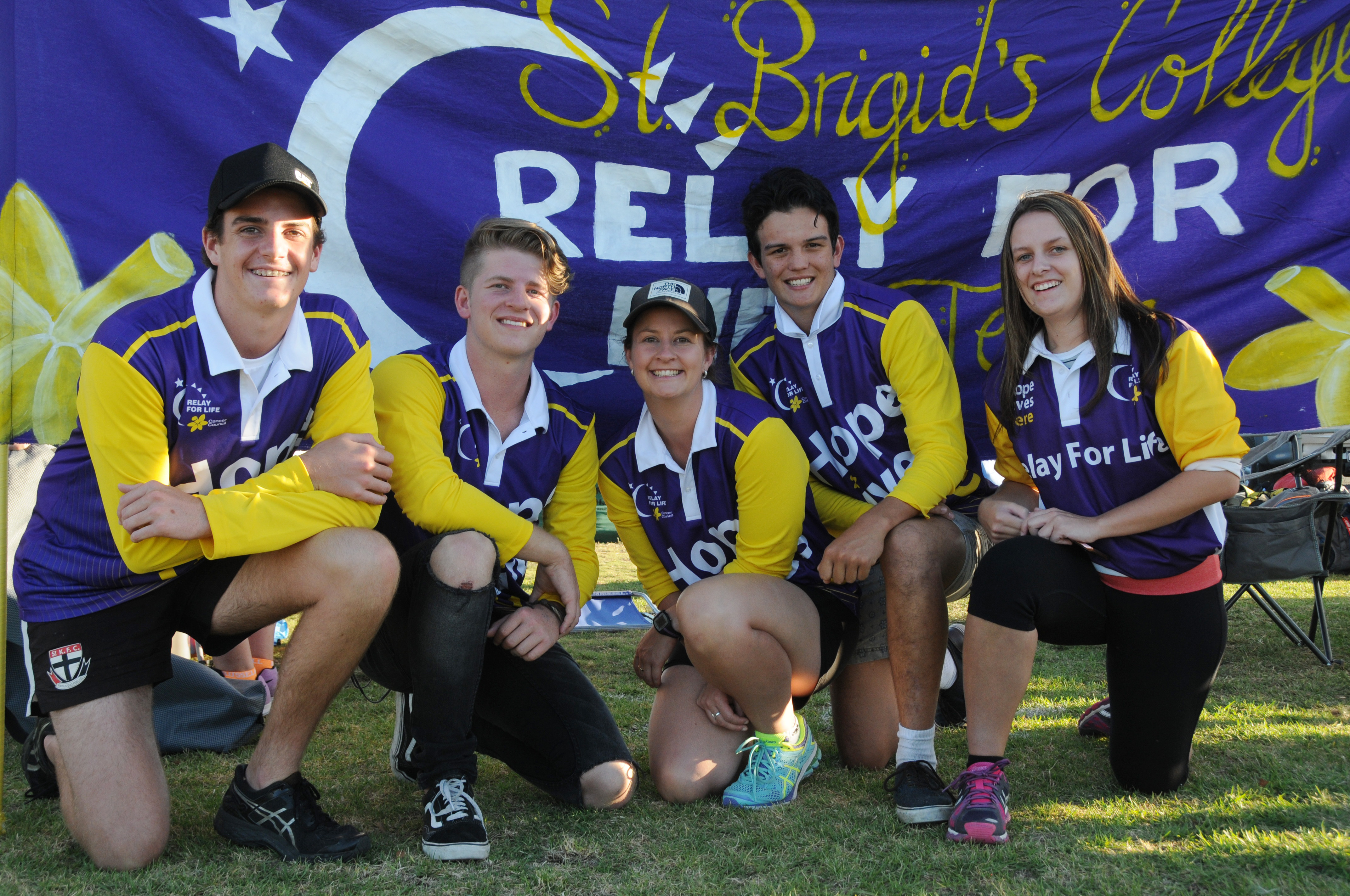 Image - Horsham and District Relay for Life, 170317. St Brigid