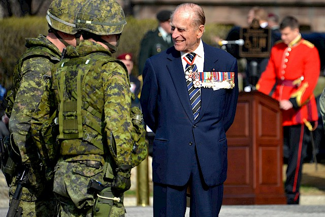 Prince Philip Retires