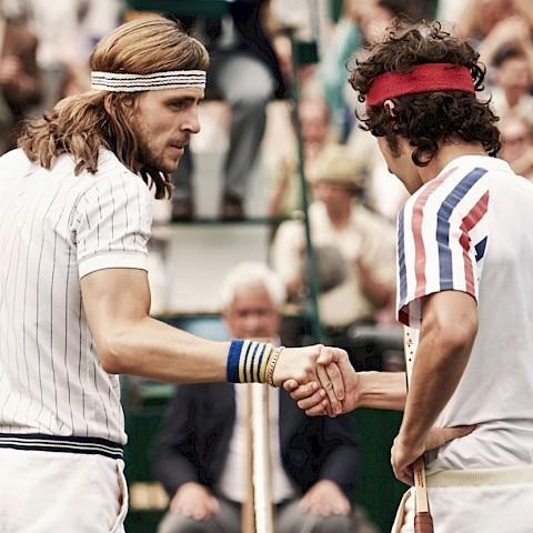 MOVIE: Borg vs McEnroe