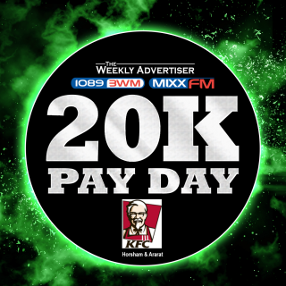 20K Pay Day