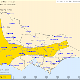 Wimmera weather warning