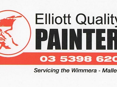 ELLIOTT QUALITY PAINTERS